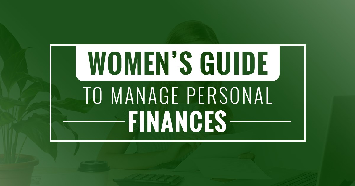 Women's Guide to Manage Personal Finances