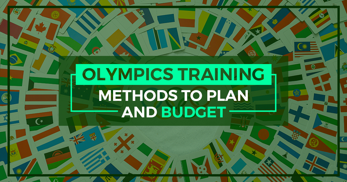 Olympic Training Methods To Plan And Budget – My EasyFi